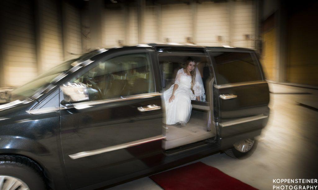 Taxi Amstetten Das Hochzeitsauto