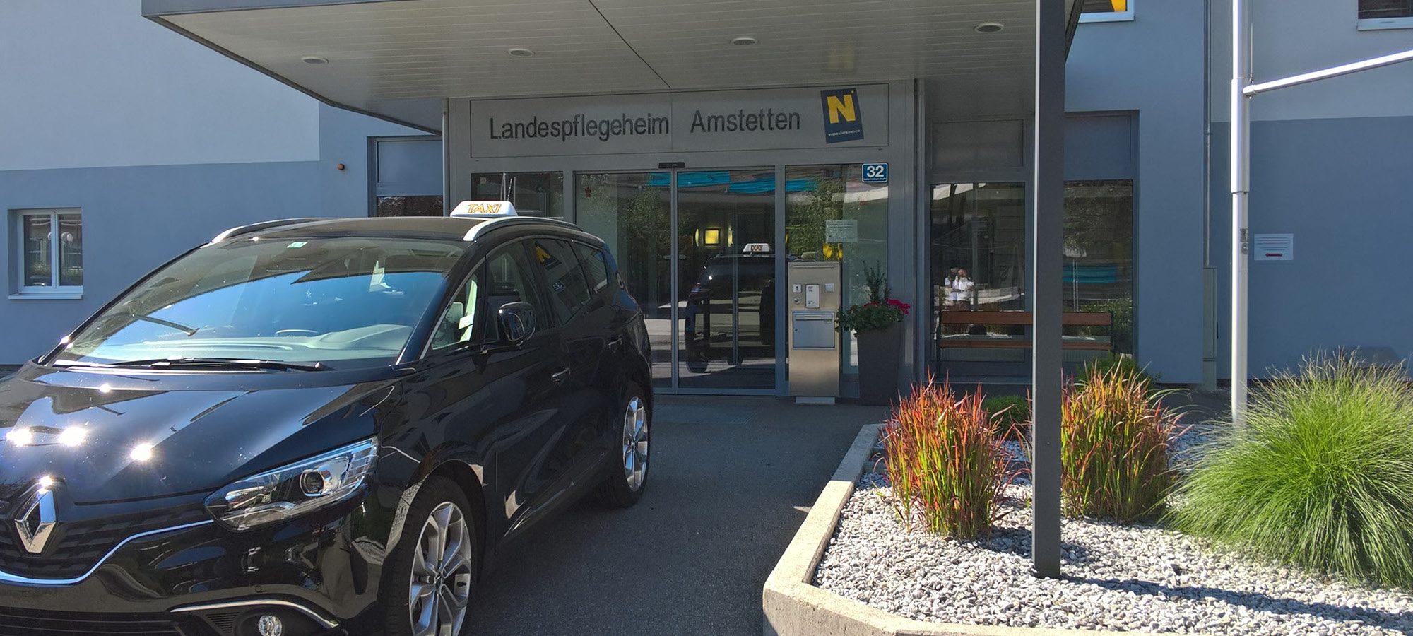 Taxi Amstetten Krankentransport
